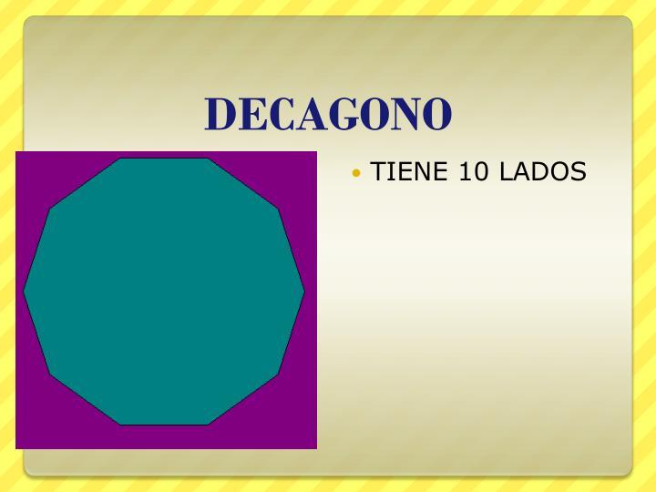 DECAGONO