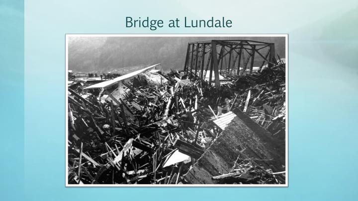 Bridge at Lundale