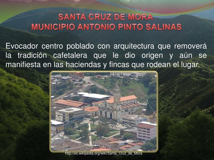 SANTA CRUZ DE MORA