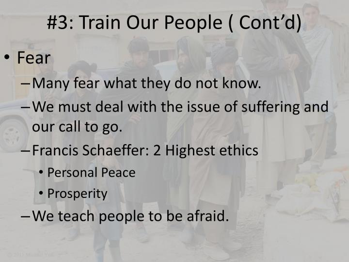 #3: Train