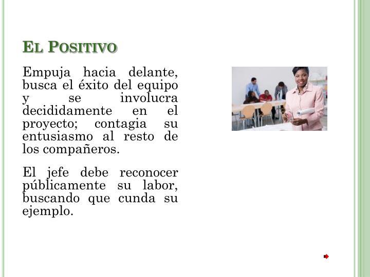 El Positivo