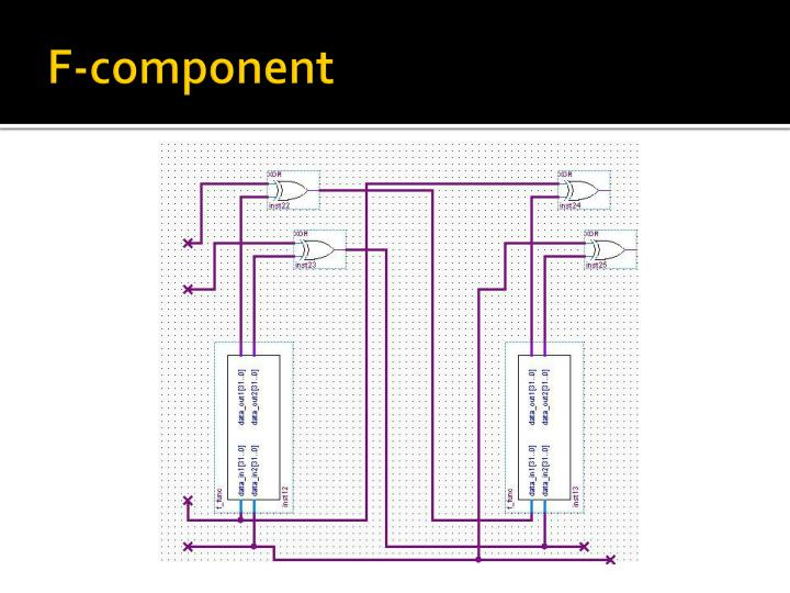 F-component