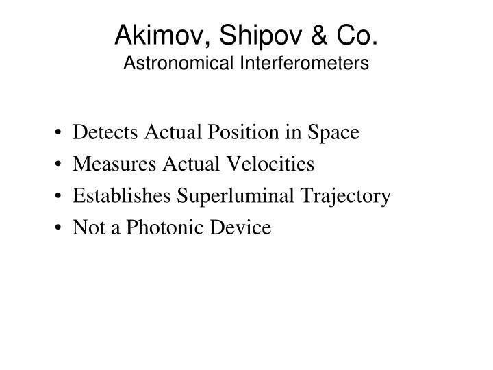 Akimov, Shipov & Co.