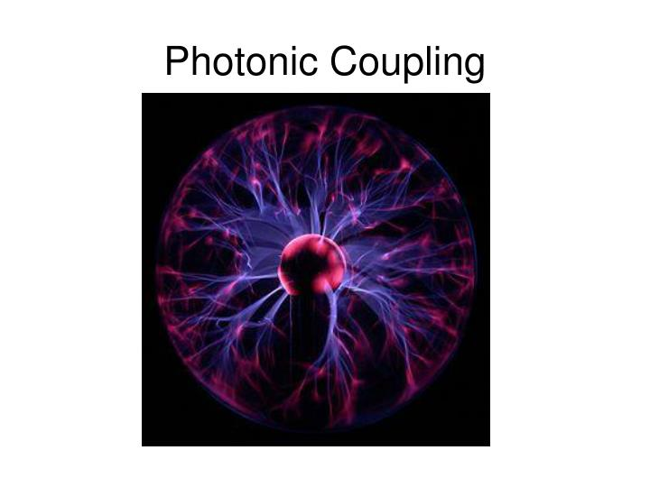 Photonic Coupling