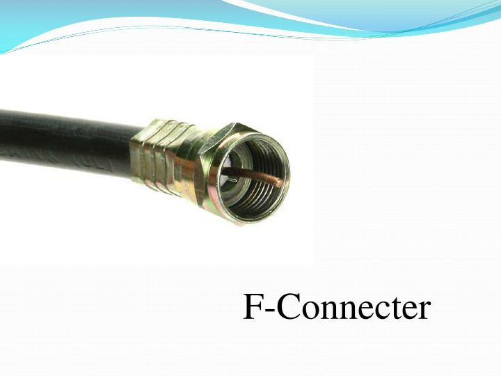 F-Connecter