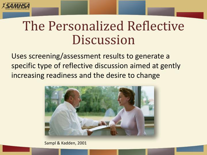 The Personalized Reflective