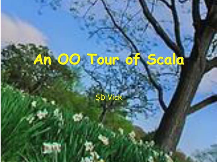 An OO Tour of