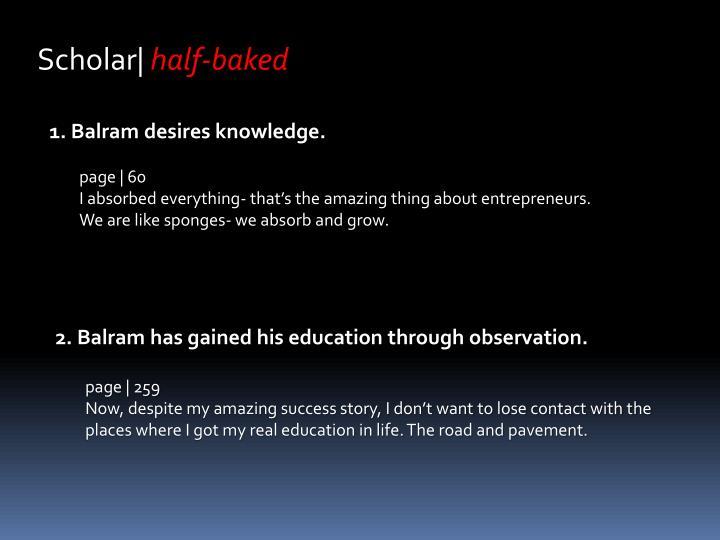 Scholar|