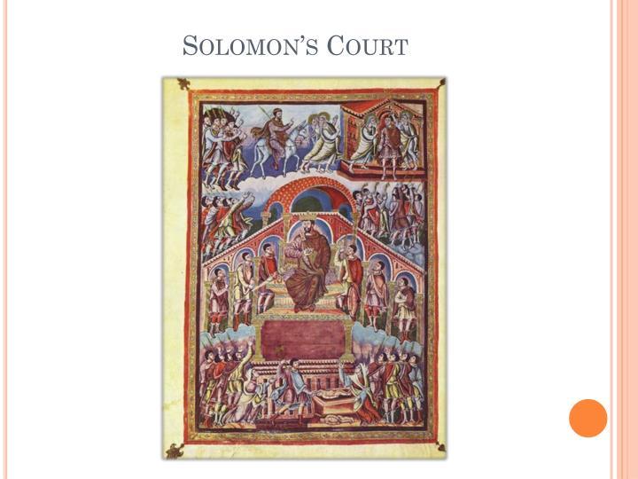 Solomon's Court