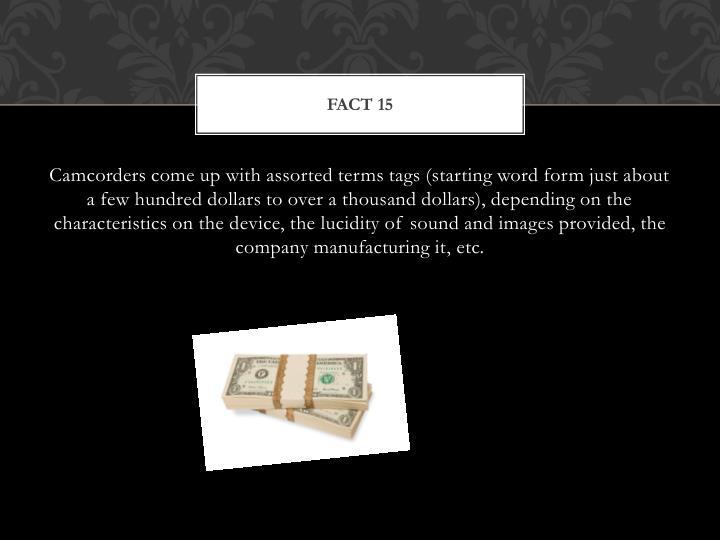 Fact 15