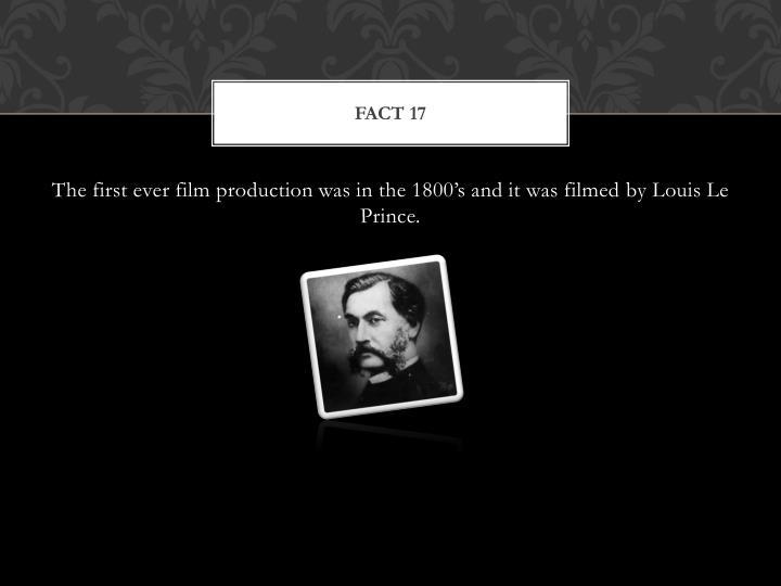 Fact 17