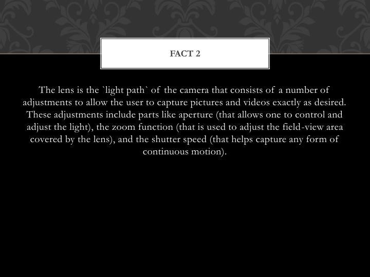 Fact 2