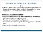 national trends in literacy instruction2