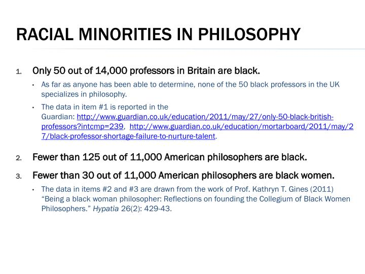 Only 50 out of 14,000 professors in Britain are black.