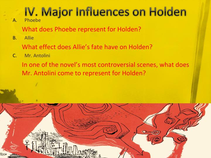 IV. Major Influences on Holden