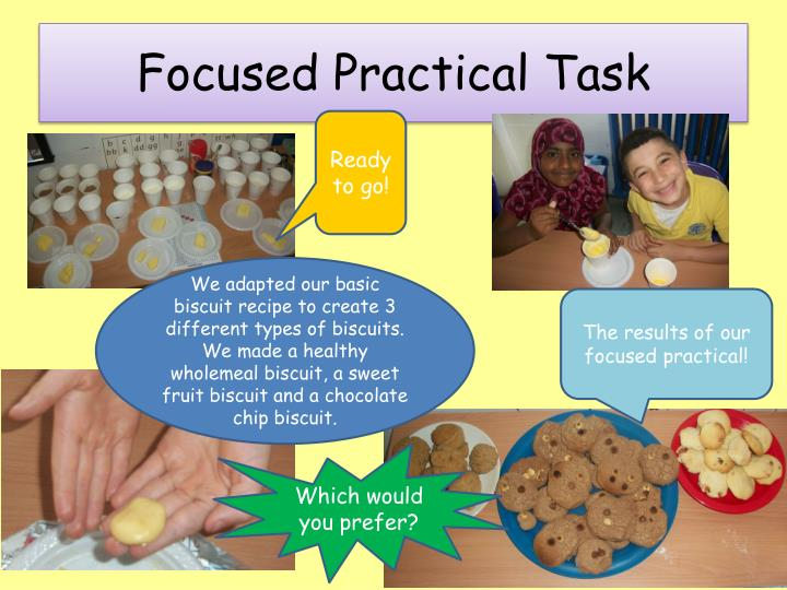Focused Practical Task
