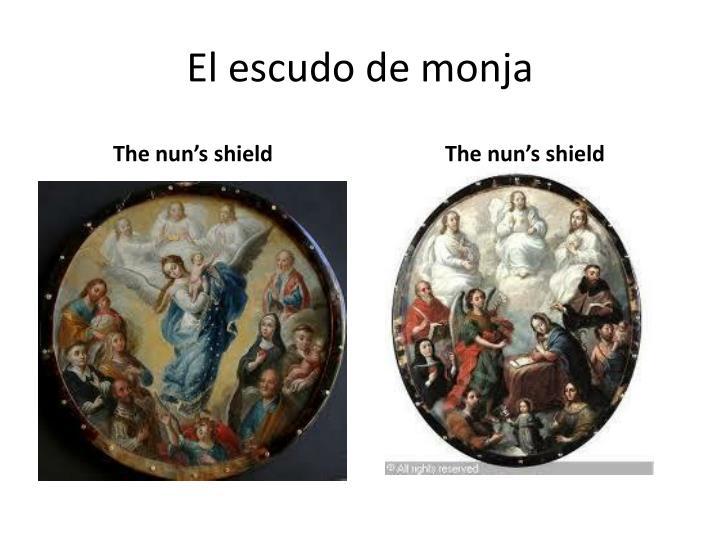 El escudo de