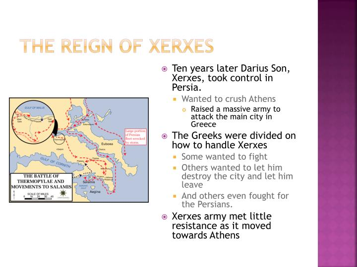 The Reign of Xerxes