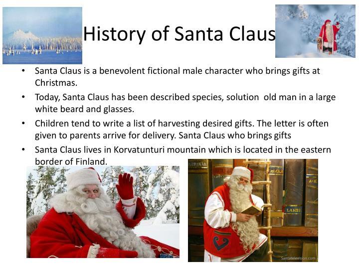 Ppt Santa And Reindeer Powerpoint Presentation Id 1933549