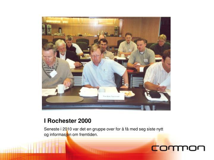 I Rochester 2000