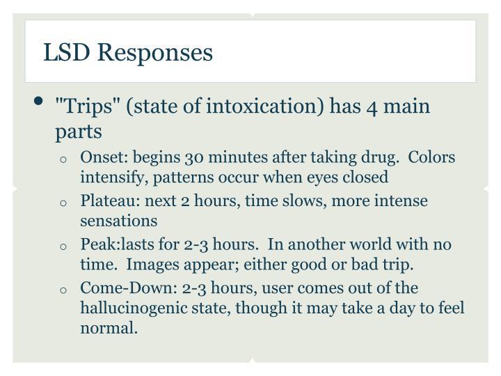LSD Responses
