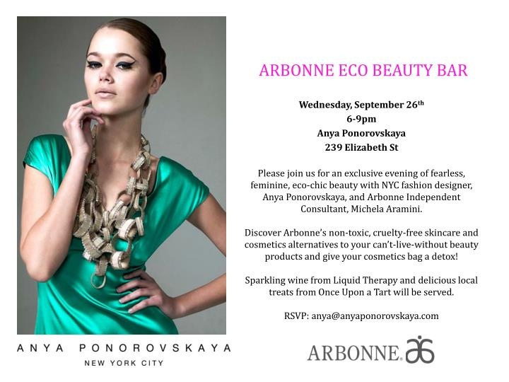 Wednesday september 26 th 6 9pm anya ponorovskaya 239 elizabeth st