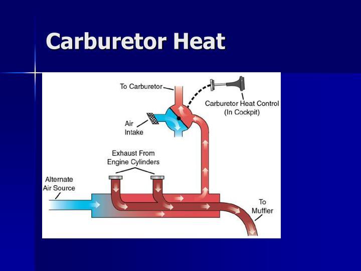 Carburetor Heat