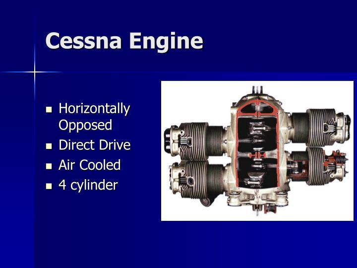 Cessna Engine