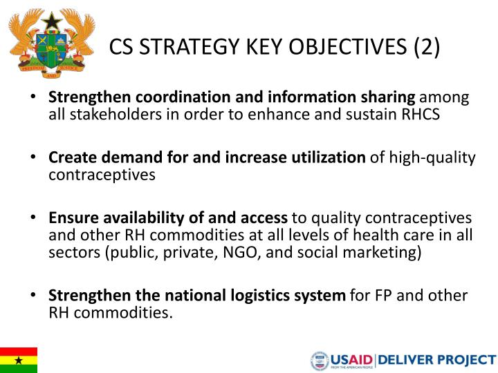 CS STRATEGY KEY OBJECTIVES (2)
