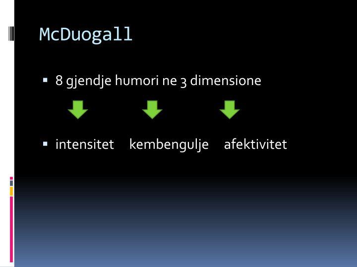McDuogall