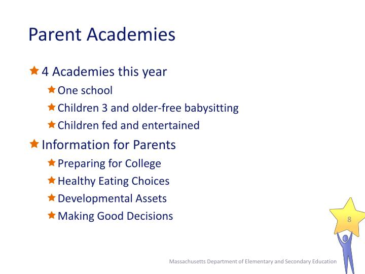 Parent Academies