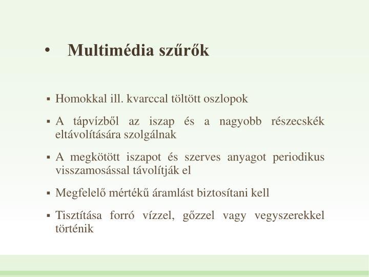 Multimdia szrk