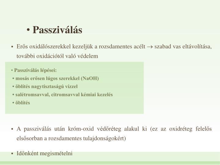 Passzivls