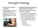strength training1