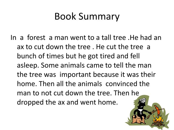 Book summary