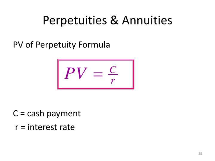 interest rate formula