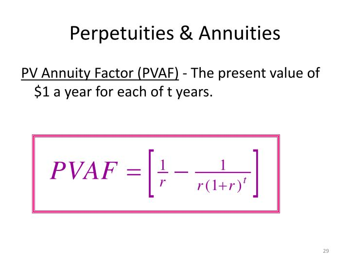 present value of annuity calculator formula nsadinor