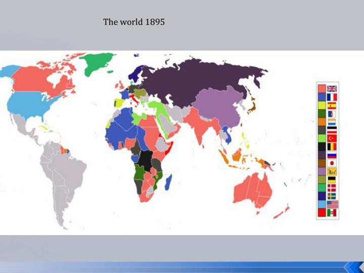 The world 1895