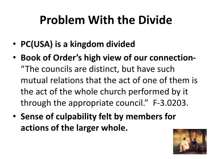 Problem With the Divide