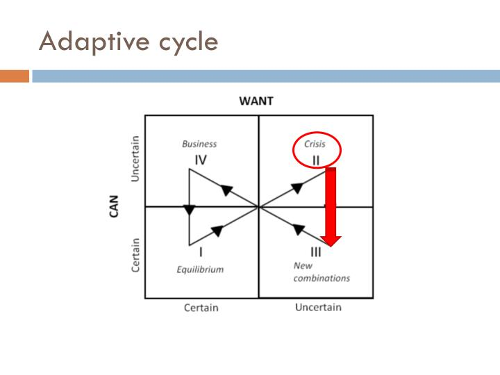 Adaptive cycle