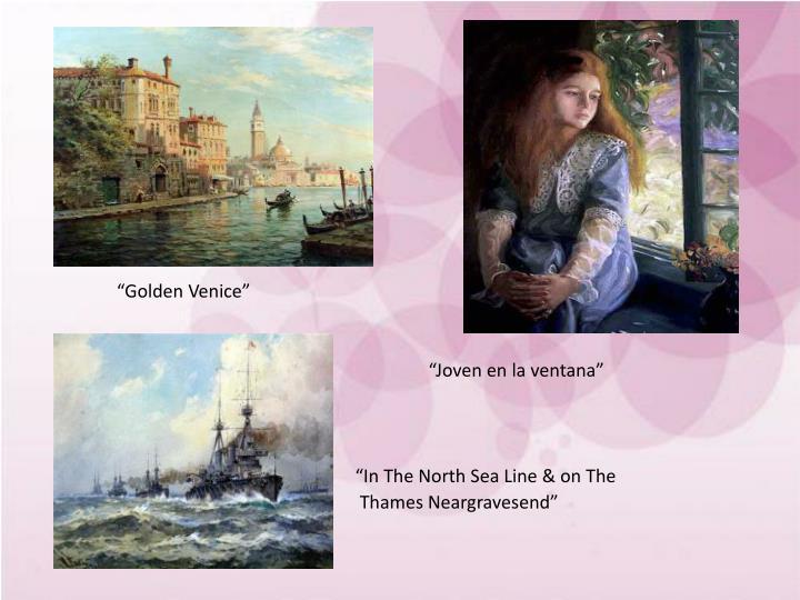"""""""Golden Venice"""""""