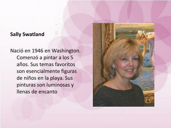 Sally Swatland