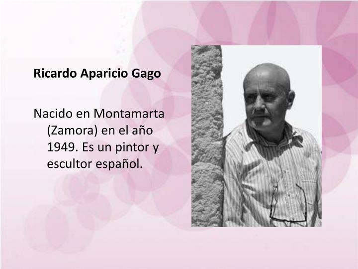 Ricardo Aparicio Gago