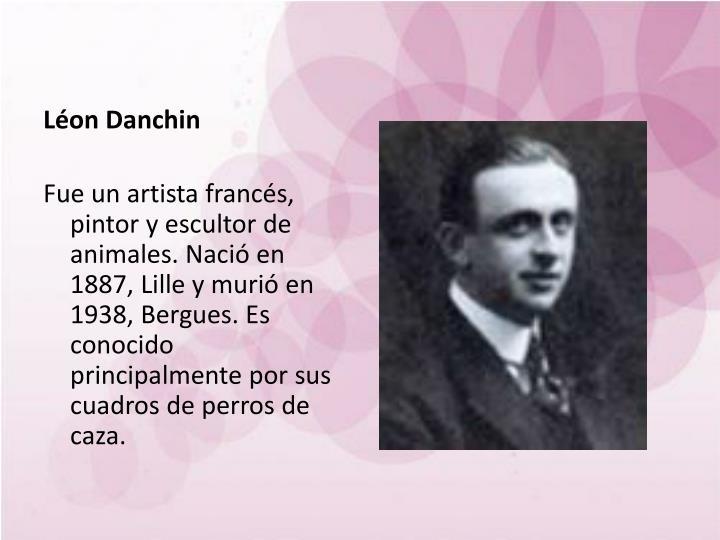 Léon Danchin