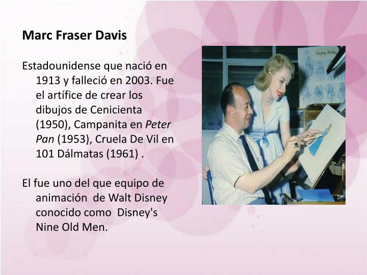 Marc Fraser Davis