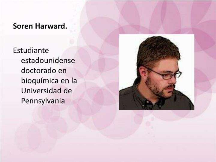 Soren Harward.