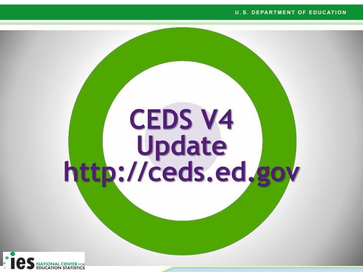 CEDS V4