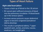 types of heart failure1