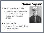 london flagship