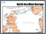 north sea mine barrage